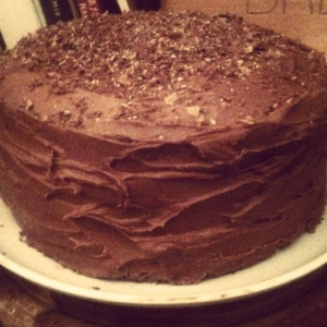 Bero milk chocolate cake icing recipe